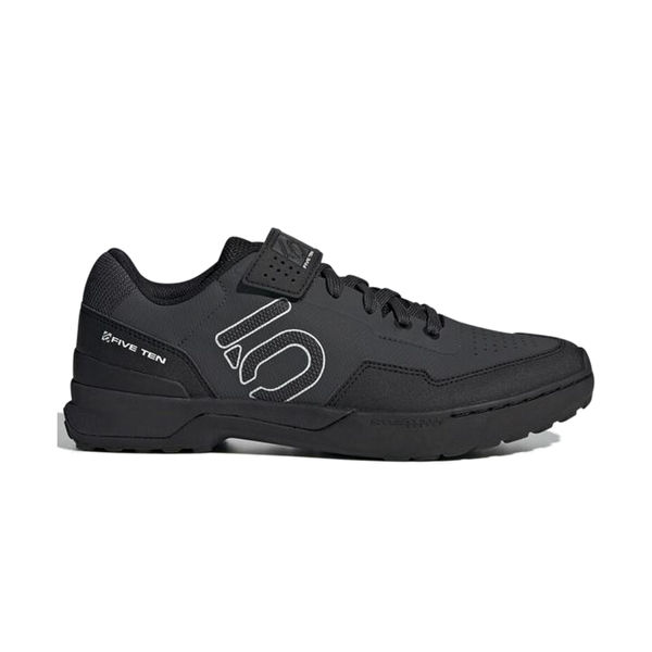 Picture of FIVE-TEN BIKE SHOES KESTREL LACE BLACK/CARBON FOR MEN