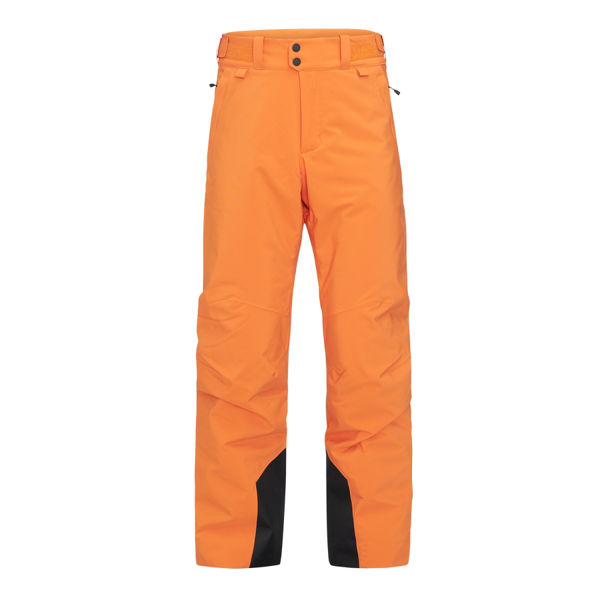Image sur PANTALON DE SKI ALPIN PEAK PERFORMANCE MAROON ORANGE ALTITUDE POUR HOMME