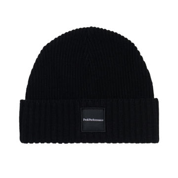 Image de TUQUE PEAK PERFORMANCE VOLCAN NOIR