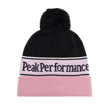 Image de TUQUE PEAK PERFORMANCE POW FROSTY ROSE POUR FEMME