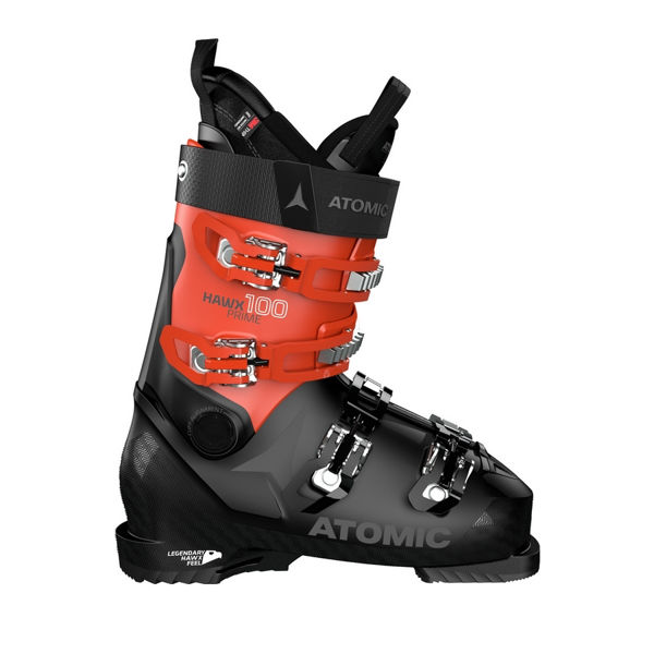 Picture of ATOMIC APLINE SKI BOOTS HAWX PRIME 100 BLACK/RED