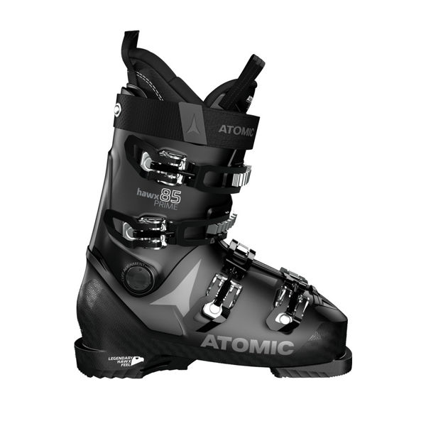 Picture of ATOMIC APLINE SKI BOOTS HAWX PRIME 85 W BLACK/SILVER FOR WOMEN