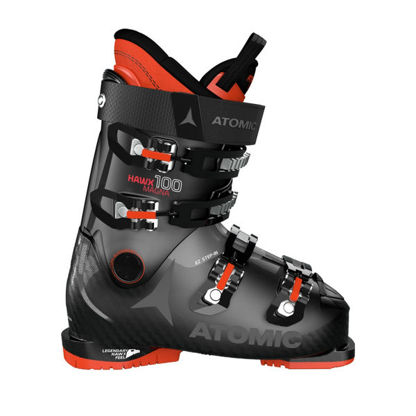 Picture of ATOMIC APLINE SKI BOOTS HAWX MAGNA 100 BLACK/ANTHRACITE/RED