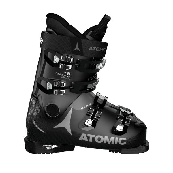 Picture of ATOMIC APLINE SKI BOOTS HAWX MAGNA 75 W BLACK/GREY FOR WOMEN
