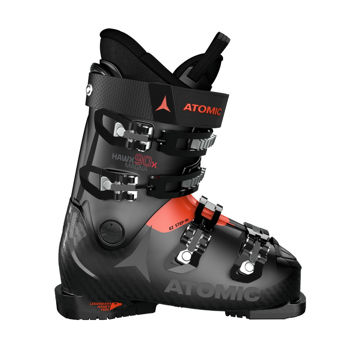 Picture of ATOMIC APLINE SKI BOOTS HAWX MAGNA 90X BLACK/RED