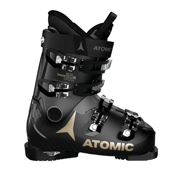 Picture of ATOMIC APLINE SKI BOOTS HAWX MAGNA 85X W BLACK/ANTHRACITE/OR FOR WOMEN