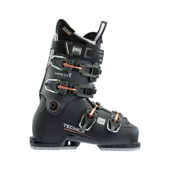 Picture of TECNICA APLINE SKI BOOTS MACH1 LV 95 W GRAPHITE FOR WOMEN