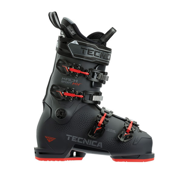 Picture of TECNICA APLINE SKI BOOTS MACH SPORT MV 100 GRAPHITE/RED