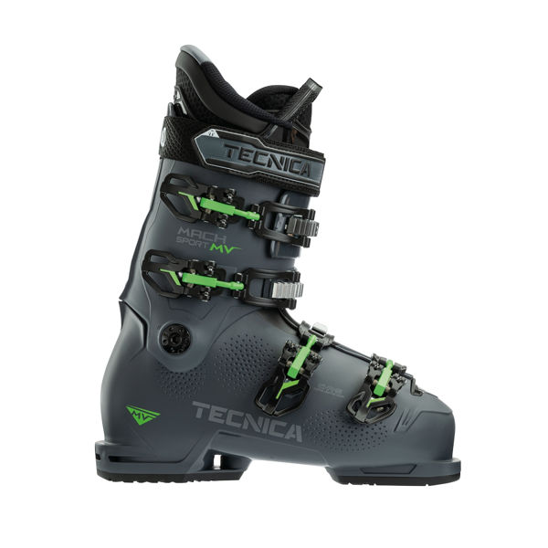 Picture of TECNICA APLINE SKI BOOTS MACH SPORT MV 90 GREY/GREEN