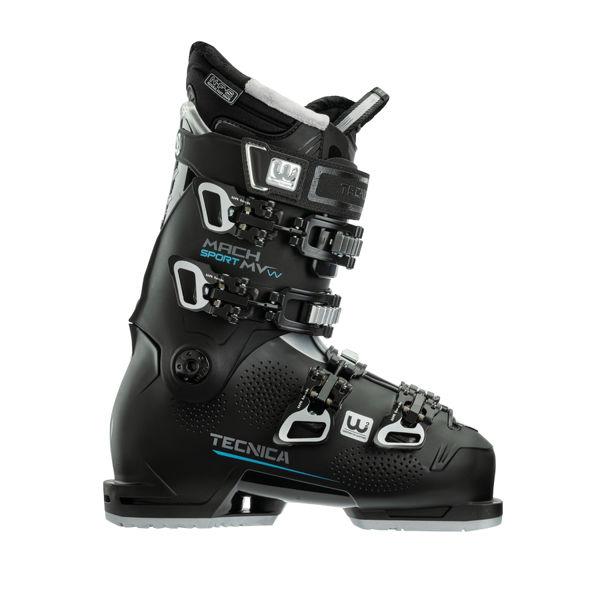Picture of TECNICA APLINE SKI BOOTS MACH SPORT MV 85 W BLACK/BLUE FOR WOMEN