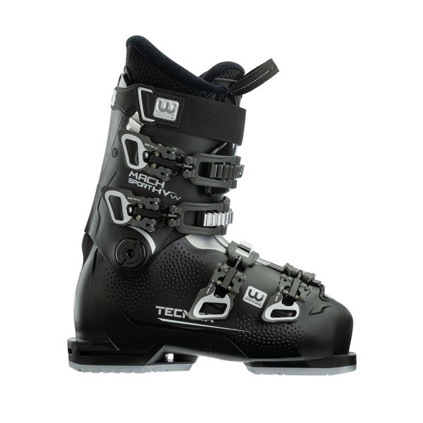 Picture of TECNICA APLINE SKI BOOTS MACH SPORT HV 65 W BLACK FOR WOMEN