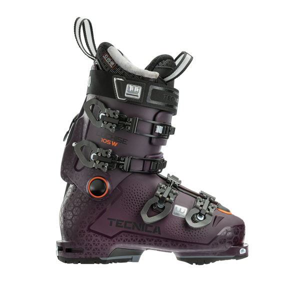 Picture of TECNICA APLINE SKI BOOTS COCHISE 105 W DYN GW BORDEAUX FOR WOMEN