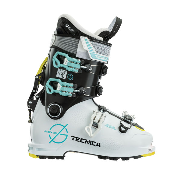 Picture of TECNICA APLINE SKI BOOTS ZERO G TOUR W WHITE/BLACK FOR WOMEN