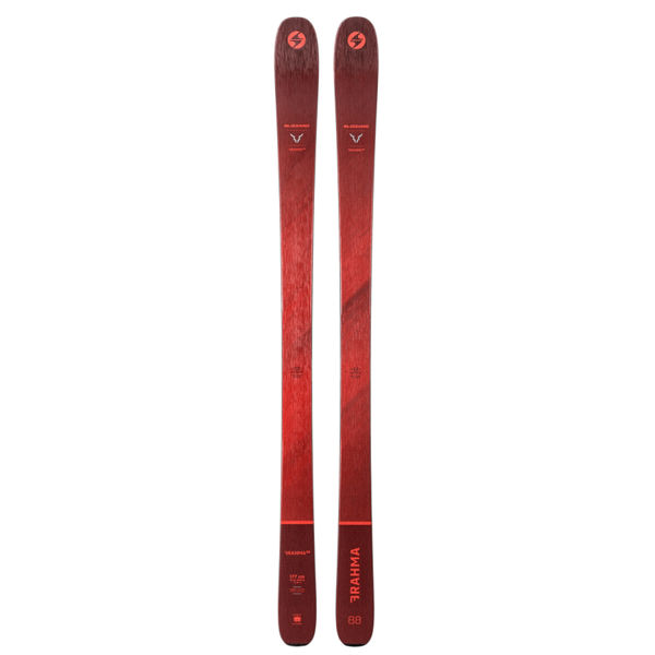 Picture of BLIZZARD ALPINE SKIS BRAHMA 88 RED 2021