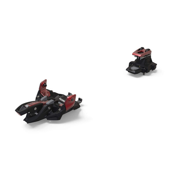 Picture of MARKER ALPINE SKI BINDINGS ALPINIST 12 BLACK/RED