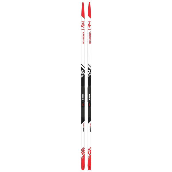 Picture of ROSSIGNOL CROSS COUNTRY SKIS DELTA SPORT R-SKIN STIFF IFP