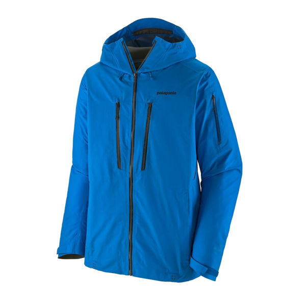 Picture of PATAGONIA ALPINE SKI JACKET POWSLAYER ANDES BLUE FOR MEN