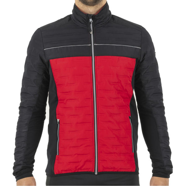 Picture of SWIX CROSS COUNTRY SKI JACKET MENALI RED FOR MEN