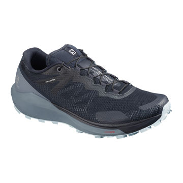 Picture of SALOMON TRAIL RUNNING SHOES SENSE RIDE 3 W NAVY BLAZE FOR WOMEN