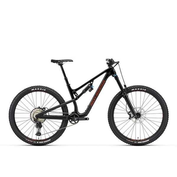 Picture of ROCKY MOUNTAIN MOUNTAIN BIKE ALTITUDE CARBON 50 BLACK/BROWN 2021