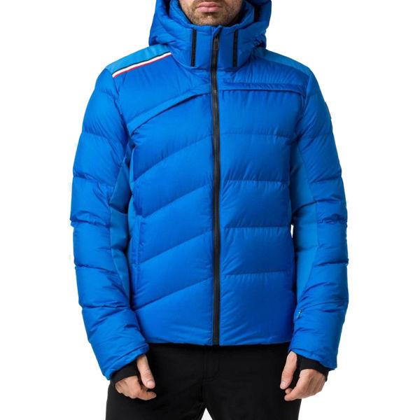 Picture of ROSSIGNOL ALPINE SKI JACKET HIVER DOWN ROYAL BLUE FOR MEN