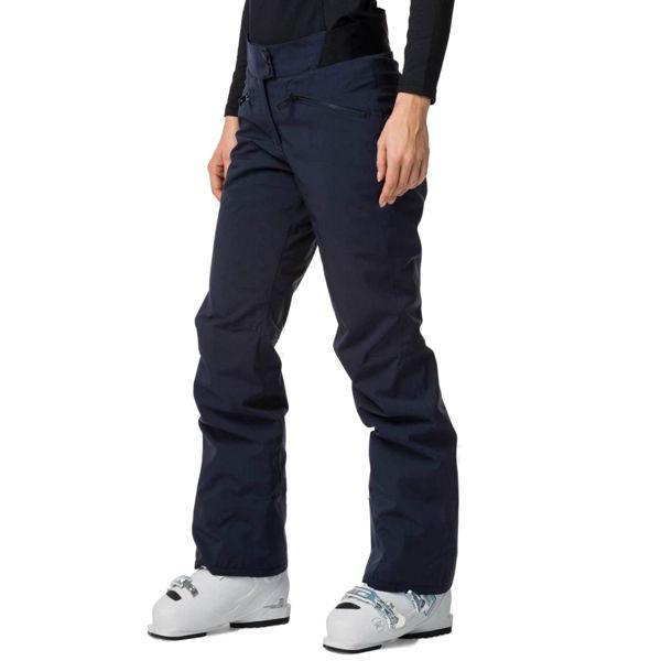 Picture of ROSSIGNOL ALPINE SKI PANTS CLASSIQUE DARK NAVY FOR WOMEN