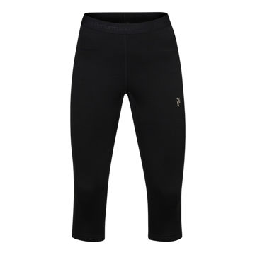 Picture of PEAK PERFORMANCE ALPINE SKI PANTS VERTICAL MID TIGHTS BLACK FOR WOMEN