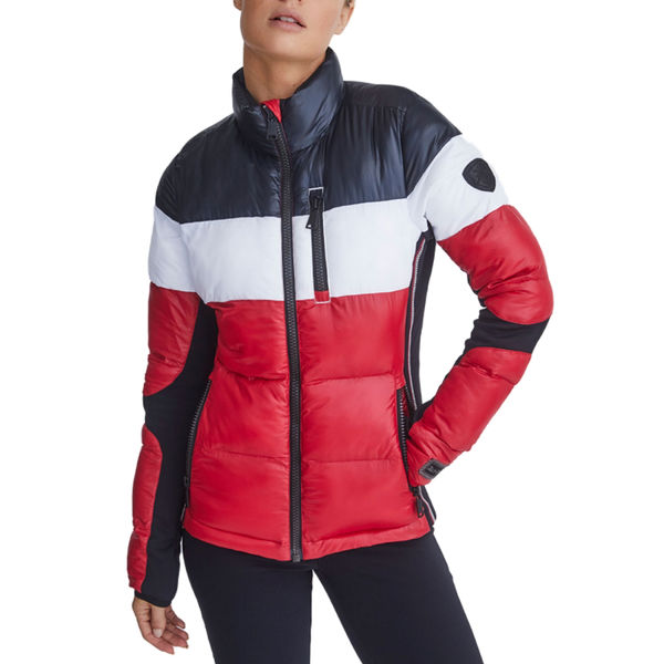 Picture of ALP-N-ROCK ALPINE SKI JACKETS PEYTON RED FOR WOMEN