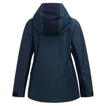 Picture of PEAK PERFORMANCE ALPINE SKI JACKETS VERTICAL 3L BLUE STEEL FOR WOMEN