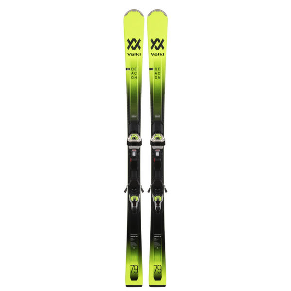 Picture of VOLKL ALPINE SKIS DEACON 79 W/ IPT WR XL 12 2021 (WITH BINDINGS)