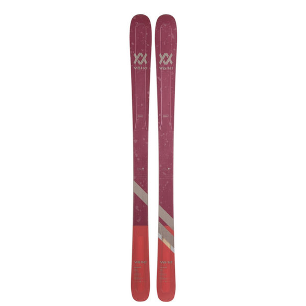 Picture of VOLKL ALPINE SKIS KENJA 88 PINK 2021 FOR WOMEN
