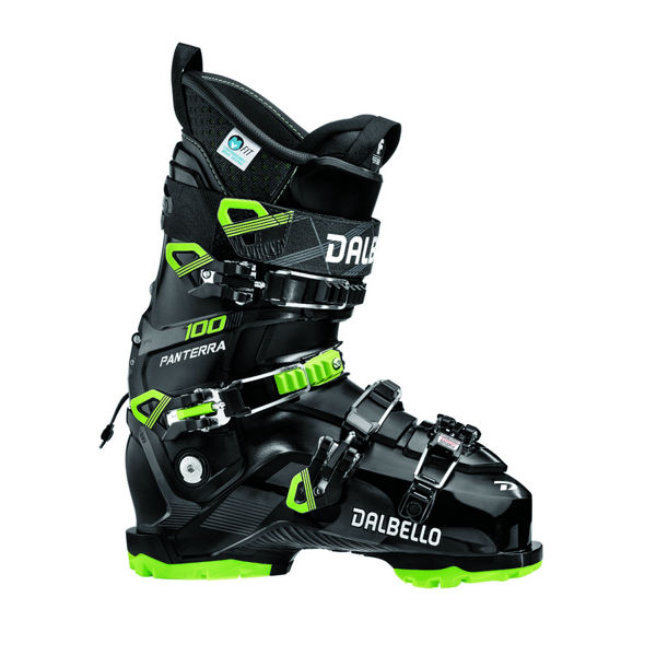 Picture of DALBELLO APLINE SKI BOOTS PANTERRA 100 GW MS BLACK/LIME