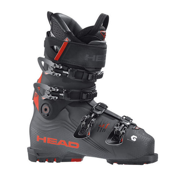 Picture of HEAD APLINE SKI BOOTS NEXO LYT 110 GREY/RED FOR MEN