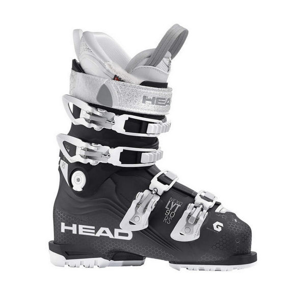 Picture of HEAD APLINE SKI BOOTS NEXO LYT 90 RS W BLACK/WHITE FOR WOMEN