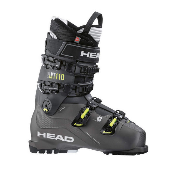 Picture of HEAD APLINE SKI BOOTS EDGE LYT 110 ANTHRACITE