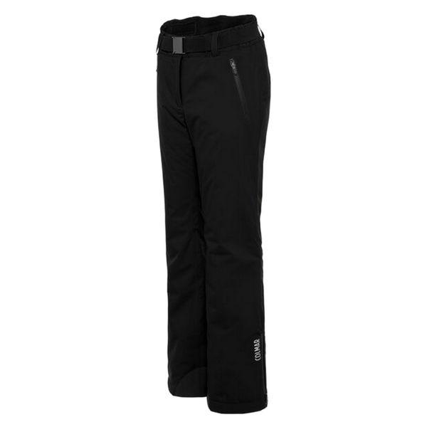 Picture of COLMAR ALPINE SKI PANTS SKI PANT WITH BELT BLACK FOR WOMEN