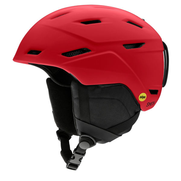 Picture of SMITH ALPINE SKI HELMET MISSION MATTE LAVA