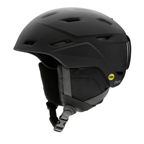 Picture of SMITH ALPINE SKI HELMET MISSION MATTE BLACK