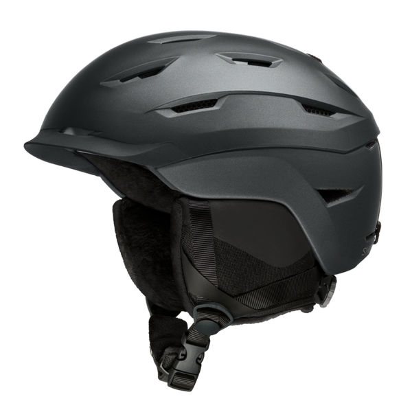Picture of SMITH ALPINE SKI HELMET LIBERTY MIPS MATTE BLACK PEARL FOR WOMEN