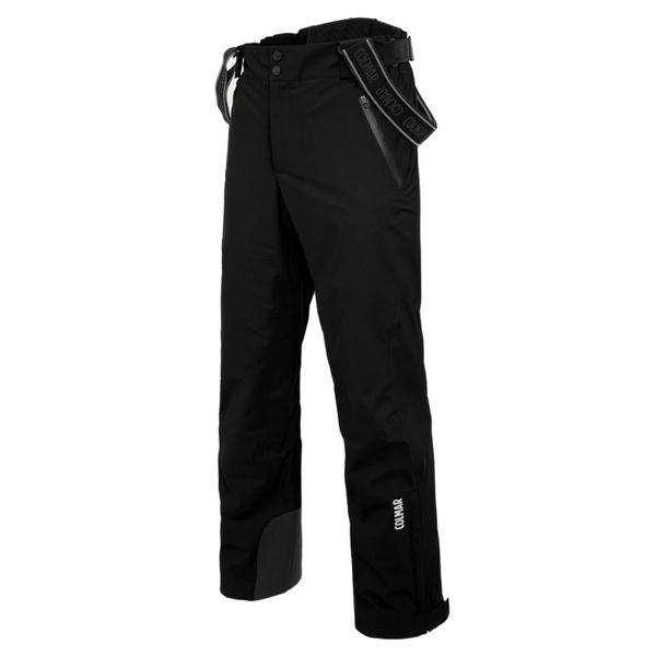 Picture of COLMAR ALPINE SKI PANT 4WAY STRETCH SALOPETTE BLACK FOR MEN