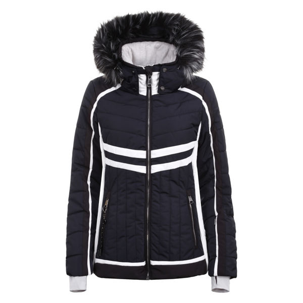 Picture of LUHTA ALPINE SKI JACKETS ELLIS BLUE FOR WOMEN
