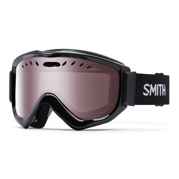 Picture of SMITH ALPINE SKI GOGGLES KNOWLEDGE W/ IGNITOR BLACK