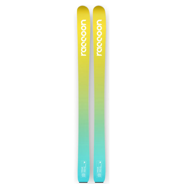 Image sur SKIS ALPINS RACCOON CHINOOK 108 2021