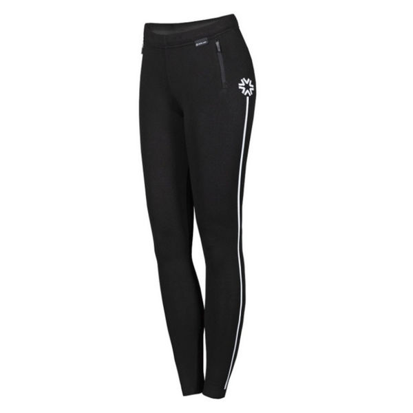 Picture of NEWLAND LEGGINGS LEZER BLACK/WHITE FOR WOMEN