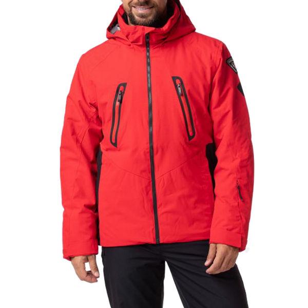 Picture of ROSSIGNOL ALPINE SKI JACKET FONCTION RED FOR MEN