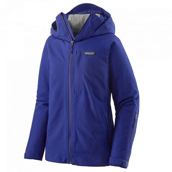 Picture of PATAGONIA ALPINE SKI JACKETS INSULATED POWDER BOWL COBALT BLUE FOR WOMEN