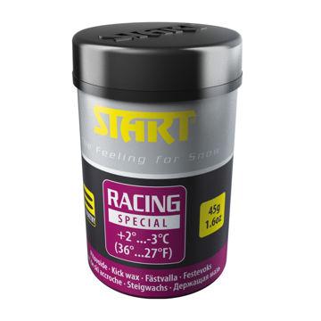 Image de CIRE POUR SKI DE FOND START RACING SPECIAL +2 -3 45G ROSE