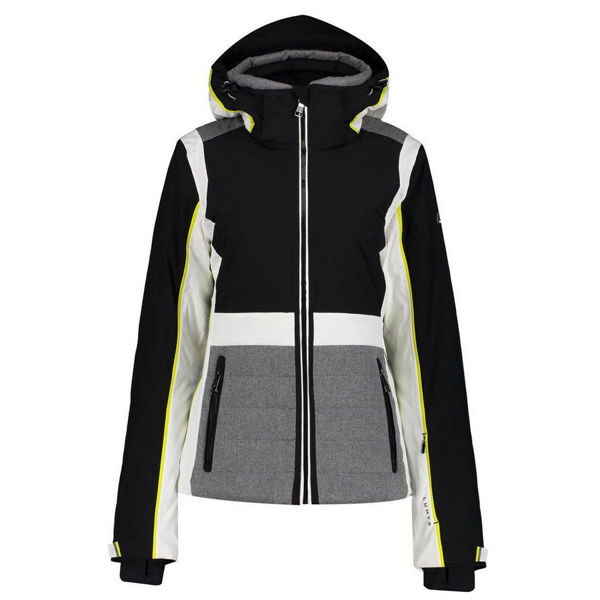Picture of LUHTA ALPINE SKI JACKETS EKOIS BLACK FOR WOMEN