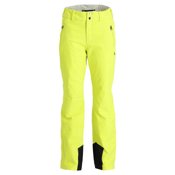 Picture of LUHTA ALPINE SKI PANTS JERO WADDED TROUSERS YELLOW FOR WOMEN