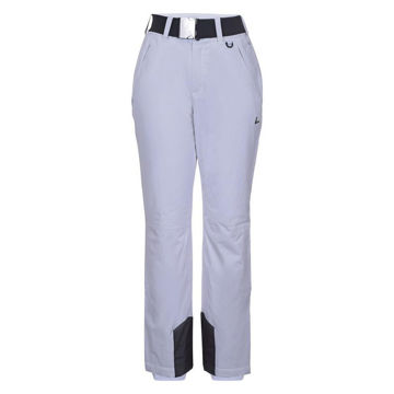 Picture of LUHTA ALPINE SKI PANTS JOENKULMA WADDED TROUSERS WHITE FOR WOMEN